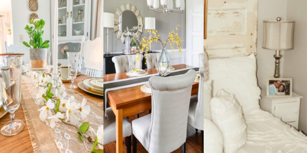 6 GORGEOUS SPRING HOME TOURS